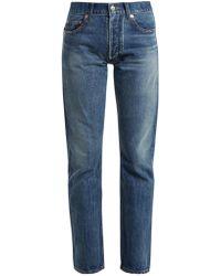 Balenciaga - Standard Jeans - Lyst