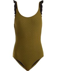 Made By Dawn - Petal Swimsuit - Lyst