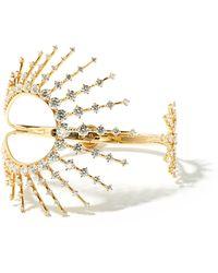 Fernando Jorge Bracelet en or 18 carats et diamants Clarity - Métallisé