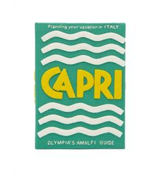 Olympia Le-Tan - Capri ブッククラッチバッグ - Lyst