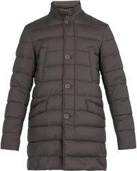 Herno - Legend Quilted Down Coat - Lyst
