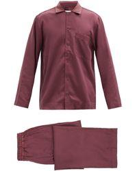 CDLP Pyjama en satin - Multicolore