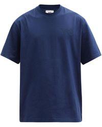 Y-3 - ロゴ コットンtシャツ - Lyst