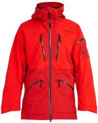 Peak Performance - Vertical Goretex® Ski Jacket - Lyst
