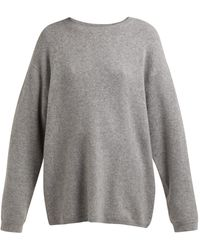 By. Bonnie Young - Oversized Cashmere Blend Sweater - Lyst
