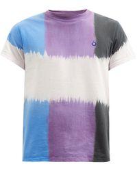 Noma T.D 3dye Twist-dyed Cotton-jersey T-shirt - Multicolor