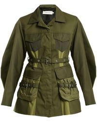 Marques'Almeida - Cargo-pocket Military Jacket - Lyst