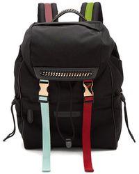 Stella McCartney - Falabella Go Eco-nylon Backpack - Lyst