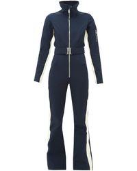 CORDOVA Aspen High-neck Flared-leg Ski Suit - Blue