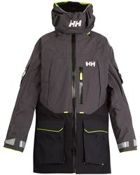 Helly Hansen - Aegir Ocean Hooded Jacket - Lyst