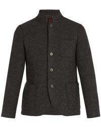 Harris Wharf London - Single-breasted Wool Jacket - Lyst