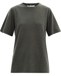 Extreme Cashmere No. 64 カシミアブレンドtシャツ - マルチカラー