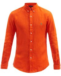 Polo Ralph Lauren - リネンシャツ - Lyst