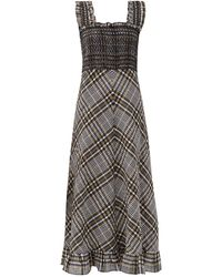 Ganni Maxi And Long Dresses For Women Up To 82 Off At Lyst Com