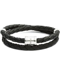Miansai - Casing Braided Leather Bracelet - Lyst