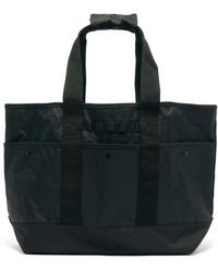 Snow Peak X-pac Technical Tote Bag - Black