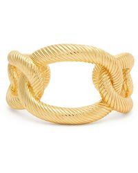 Aurelie Bidermann Medusa Leather Bracelet - Multicolour