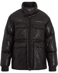 Acne | Minus Water-repellent Quilted-down Coat | Lyst