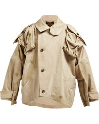 450d65feb Vivienne Westwood Anglomania Mini 'clint Eastwood' Bomber Jacket in ...