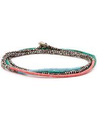 Bracelet Stack Perles En The Create Bleu Ii 4ARL5j