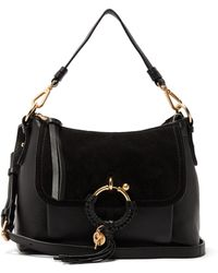 See By Chloé - Joan Leather Shoulder Bag - Lyst