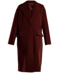 Joseph   Silla Double-faced Wool Blend Coat   Lyst