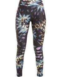 The Upside - Tie Dye-print Cropped Leggings - Lyst