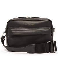 8dc46e6d6274 Want Les Essentiels De La Vie - Leather Camera Cross Body Bag - Lyst