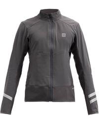 66 North Straumnes Jersey Performance Jacket - Grey