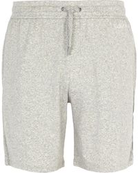 Calvin Klein - Logo Print Pyjama Shorts - Lyst