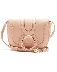 See By Chloé - Hana Small Leather Cross-body Bag - Lyst