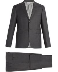 Thom Browne - Classic Wool Suit - Lyst