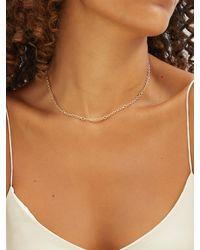 Spinelli Kilcollin Gravity 18kt Gold Chain-link Necklace - Metallic