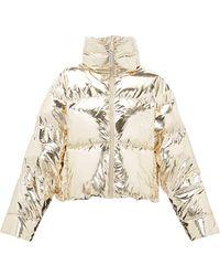 CORDOVA Mont Blanc Metallic Down-filled Jacket