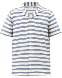 Onia - Chemise rayée Vacation - Lyst