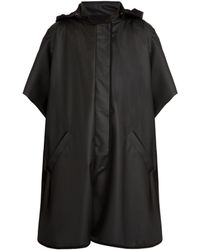 Charli Cohen - Sansai Oversized Hooded Performance Jacket - Lyst