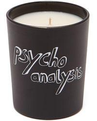 Bella Freud Psychoanalysis キャンドル - マルチカラー