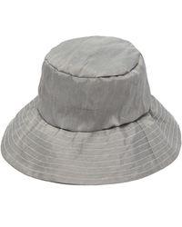 Reinhard Plank Contadino Bucket Hat - Gray