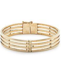 Ferian - Parallel Lines Bracelet - Lyst