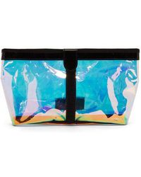 Maison Margiela Iridescent Cosmetics Case - Multicolour