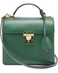 Mark Cross - Sara Saffiano Leather Bag - Lyst