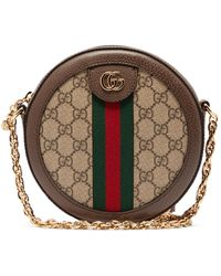 Gucci - Ophidia Gg Supreme Canvas Cross-body Bag - Lyst