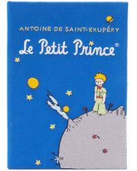 Olympia Le-Tan Le Petit Prince ブッククラッチバッグ - ブルー