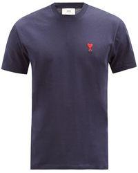 AMI De Coeur コットンtシャツ - ブルー