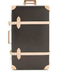Globe-Trotter Safari 30'' Check-in Suitcase - Brown