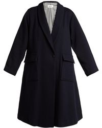 Chimala - Single-breasted Wool Coat - Lyst