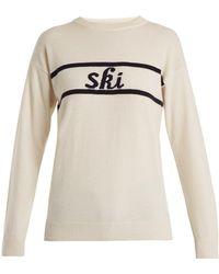 Fusalp - Ski Wool-blend Performance Sweater - Lyst