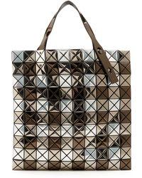 Bao Bao Issey Miyake | Prism Metallic Tote Bag | Lyst