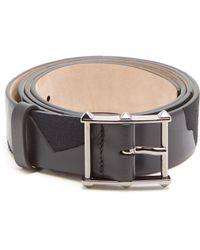 Valentino - Micro Rockstud Embellished Leather Belt - Lyst