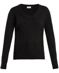Raey - Darted Scoop-neck Cashmere Sweater - Lyst